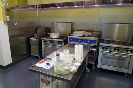 Charmant CATERING KITCHEN